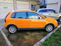 大众 CrossPOLO 2007款 1.6L Cross POLO AT
